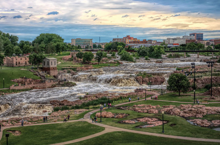 The Good Life in Sioux Falls