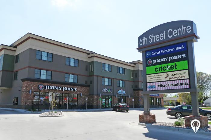 6th Street Centre