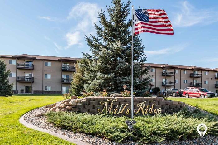 Mills Ridge