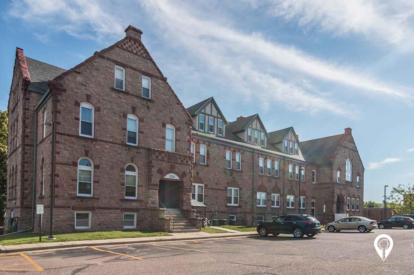 Pioneer Property Management - Olde School Building Apartments