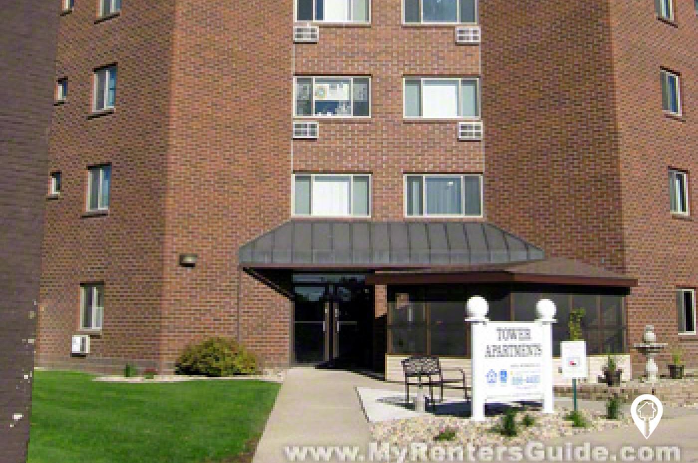 Monroe Group - Steel Tower Apartments