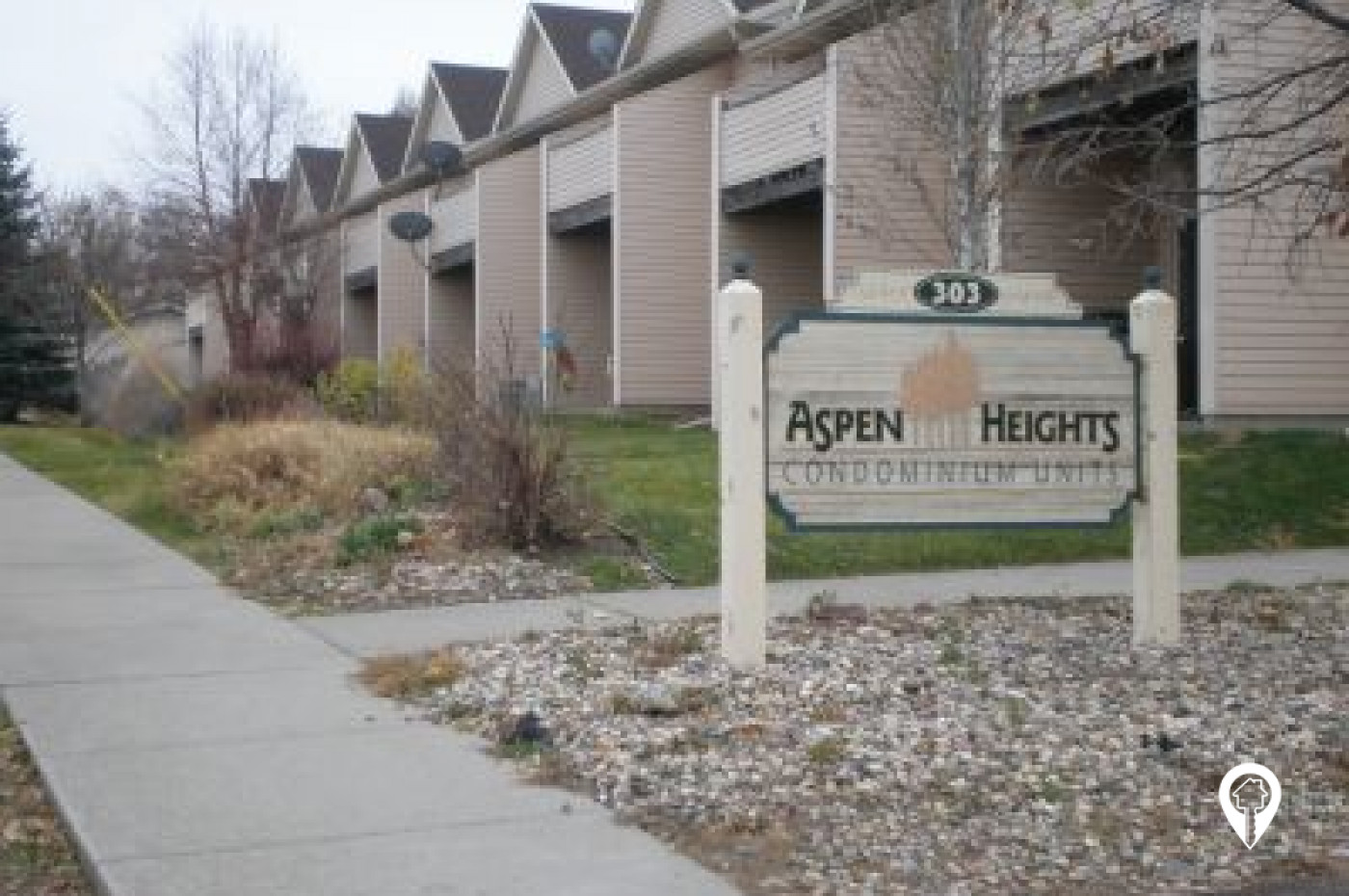 Great Plains Property Management - Aspen Heights Townhomes