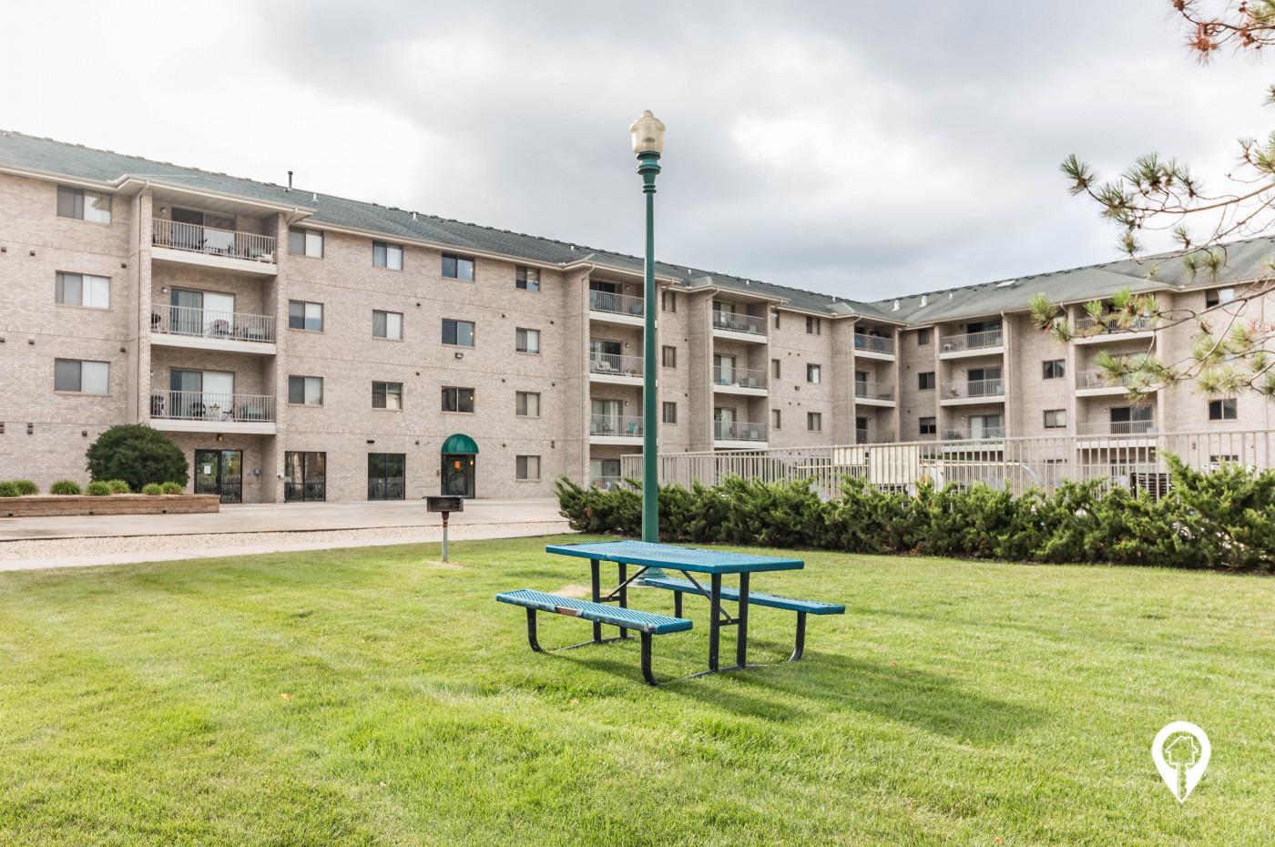 The Kingston Green Apartments