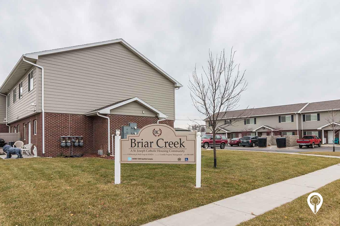 Briar Creek Townhomes