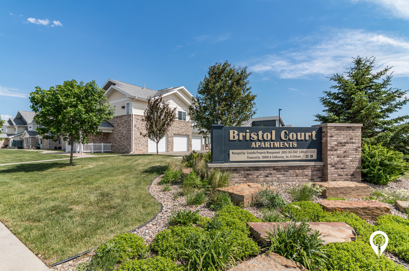 Bristol Court Apartments Video Tour