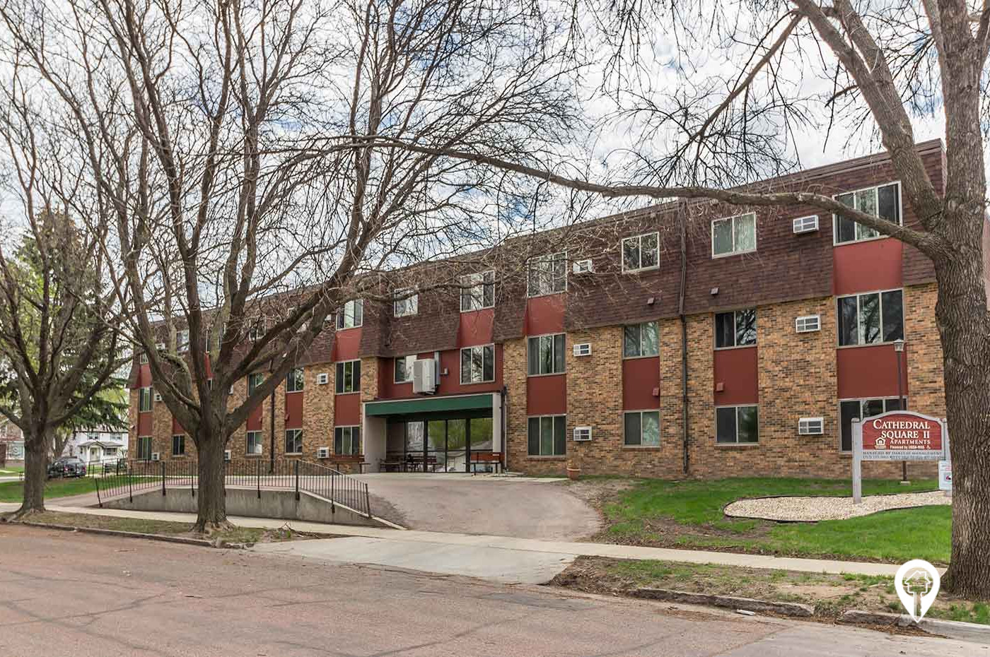 Cathedral Square II Apartments