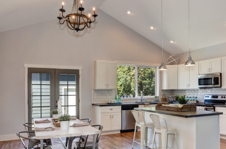 The Value of Vaulted Ceilings