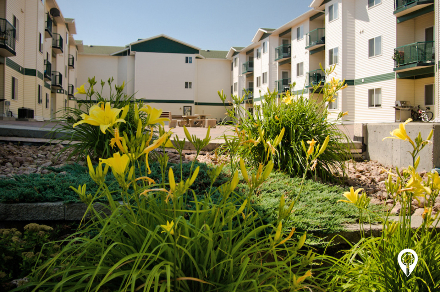 The Legacy Apartments