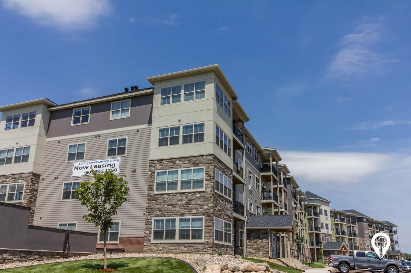 Samuelson Development - Spring Creek Luxury Apartments