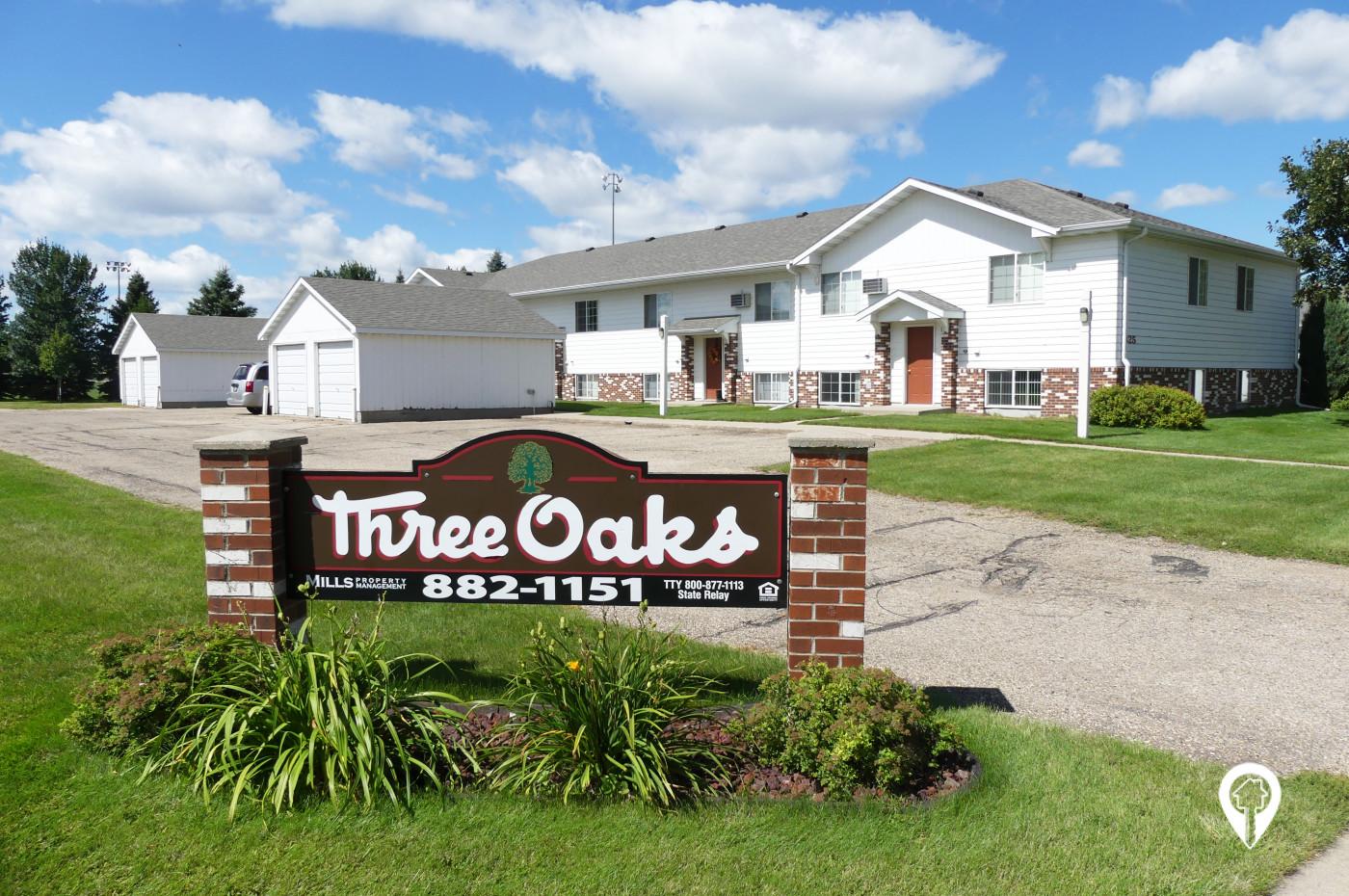 Three Oaks II Townhomes