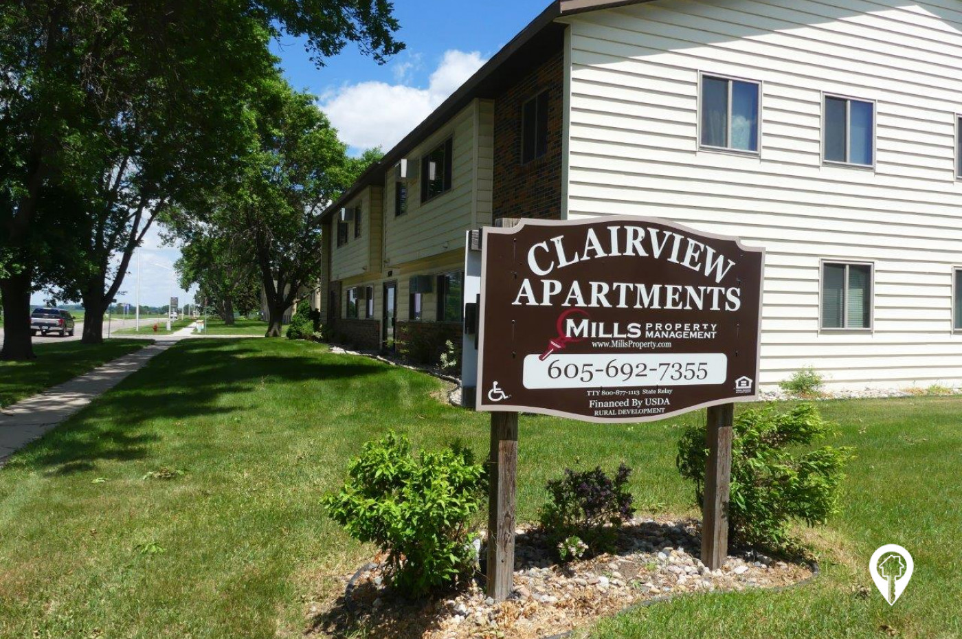 Clairview Apartments